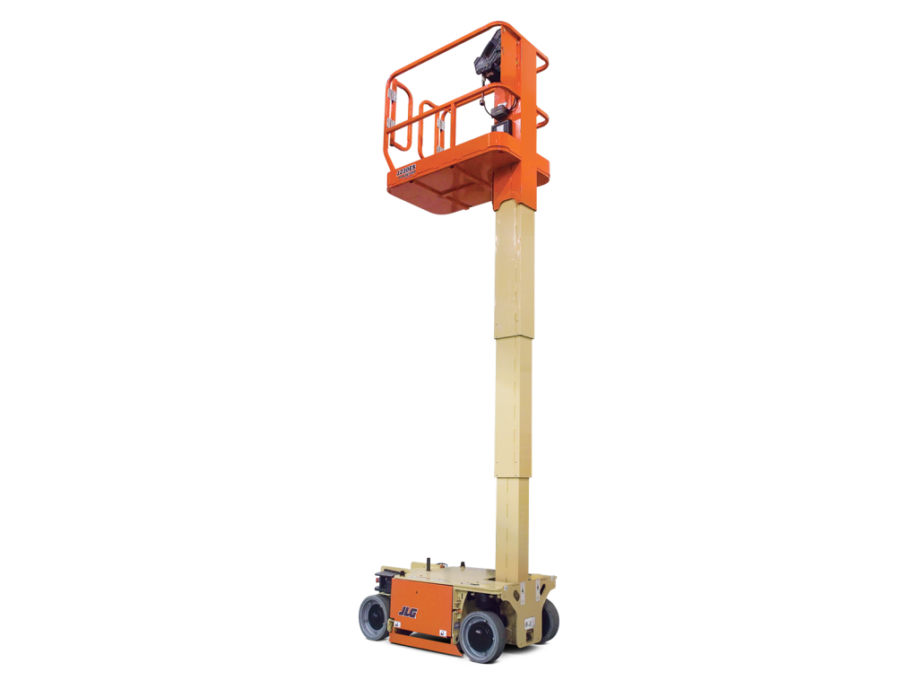 JLG Driveable Vertical Mast Lift 1230ES