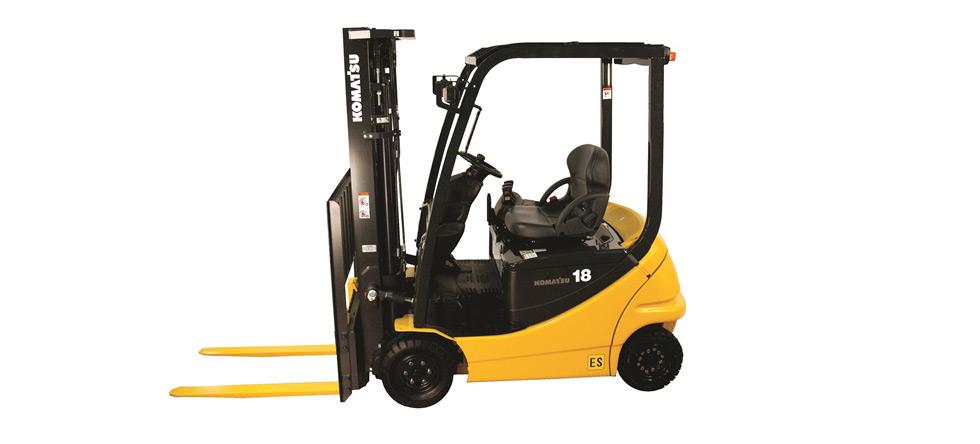 Komatsu Forklift Electric Riders AE50 Series