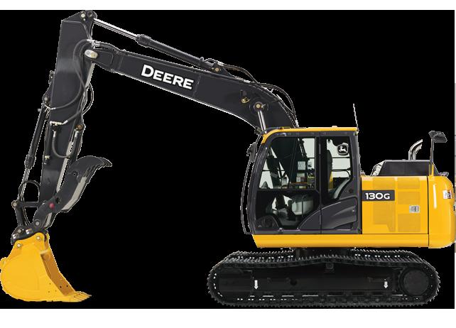 John Deere Excavators 130G