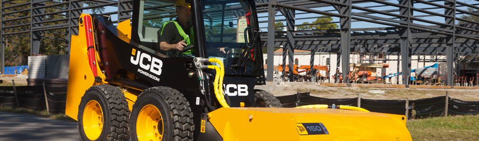 JCB Skid Steer Loaders 135