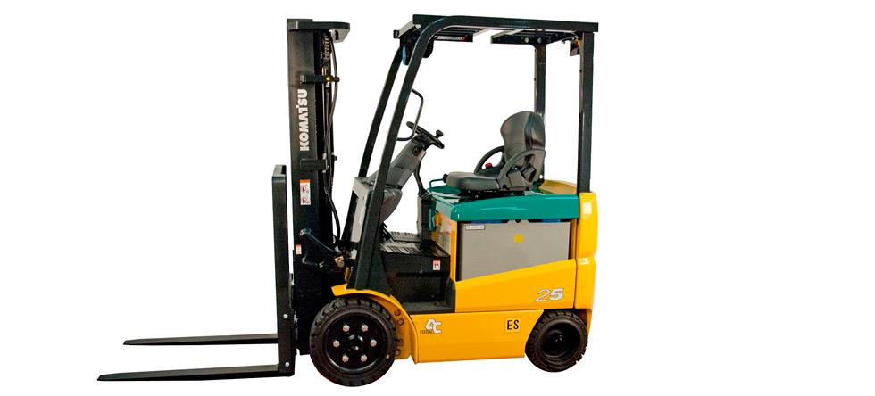 Komatsu Forklift BBX50 Series