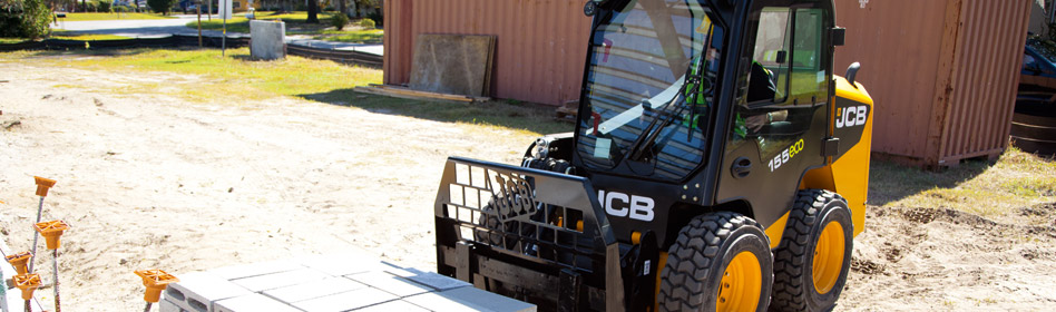 JCB Skid Steer Loaders 155