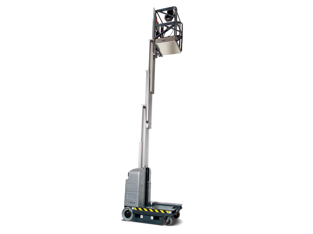 JLG Driveable Vertical Mast Lift 15MVL