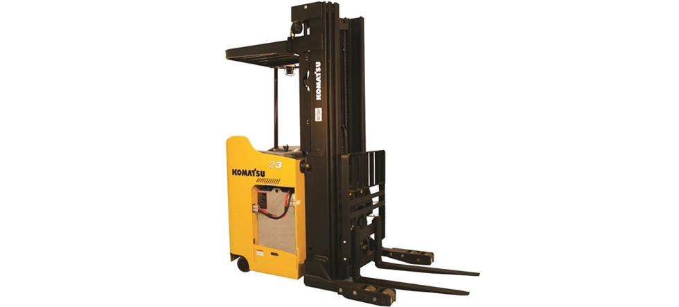 Komatsu Forklift FR50 Series