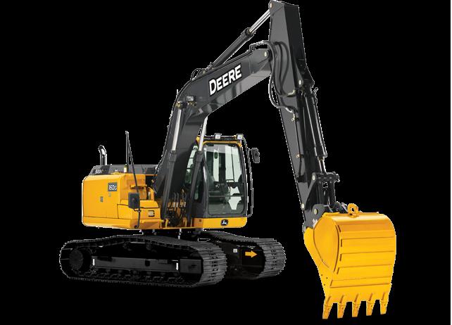 John Deere Excavators 160G LC