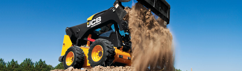 JCB Skid Steer Loaders 190