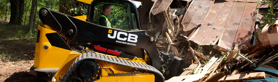 JCB Compact Track Loaders 190T