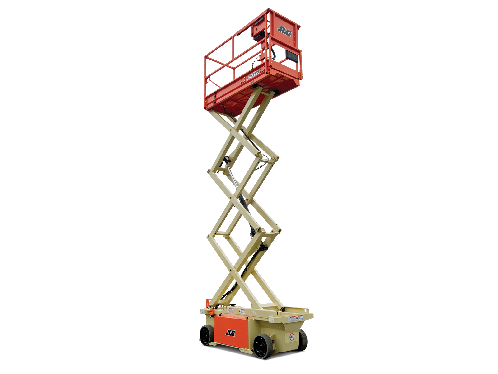 JLG Electric Scissor Lift 1932RS