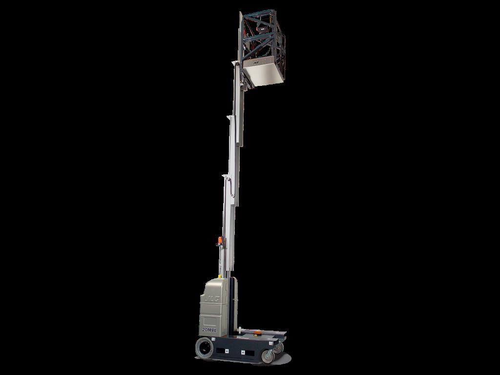 JLG Driveable Vertical Mast Lift 20MVL