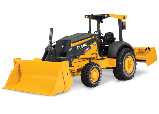 John Deere Tractor Loader 210K