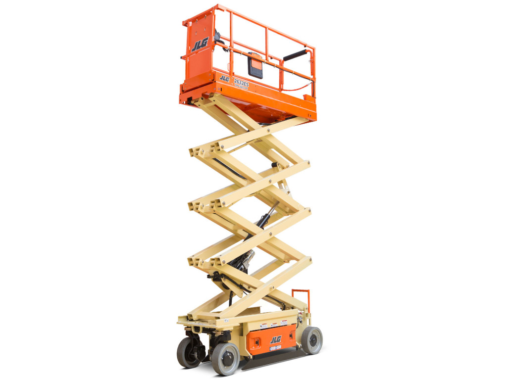 JLG Electric Scissor Lift 2632ES