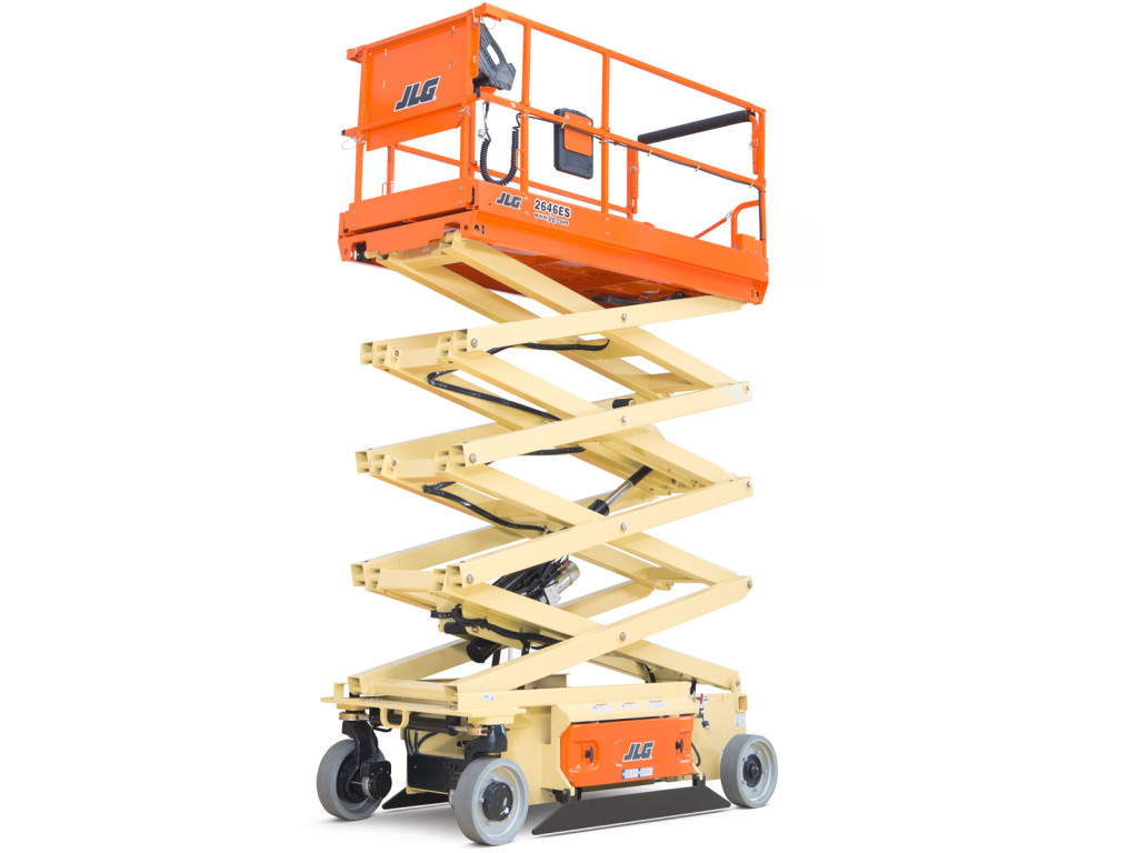 JLG Electric Scissor Lift 2646ES