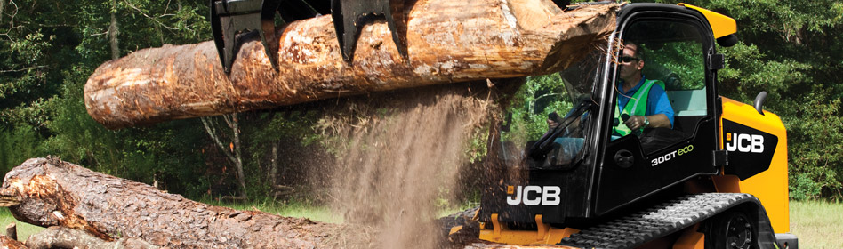 JCB Compact Track Loaders 300T