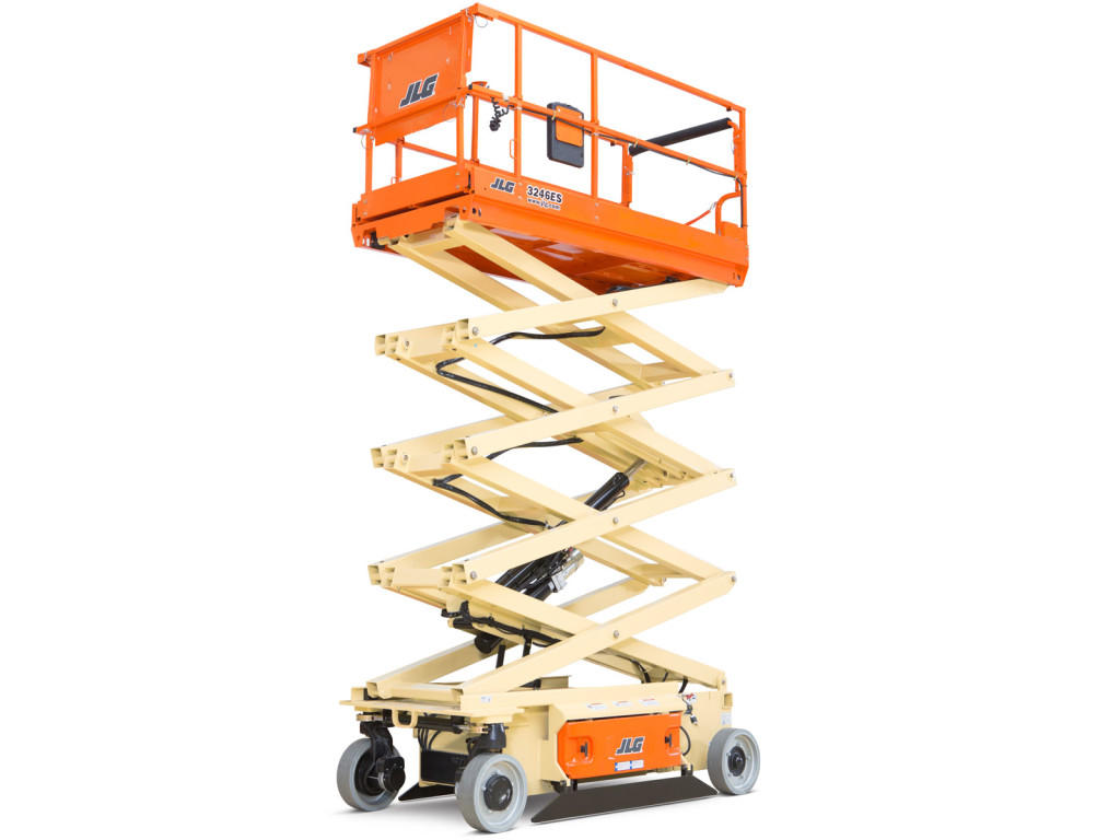JLG Electric Scissor Lift 3246ES