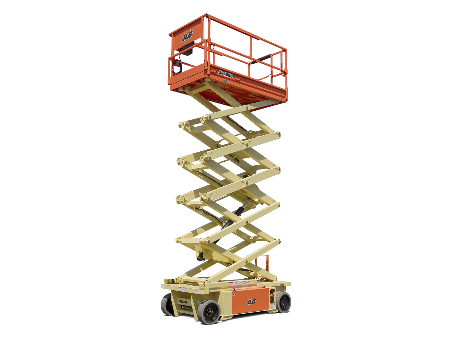 JLG Electric Scissor Lift 3248RS