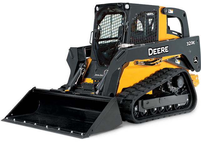 John Deere Compact Track Loader 329E