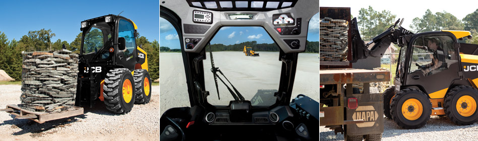 JCB Skid Steer Loaders 330