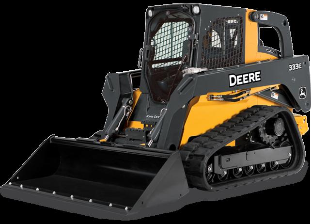 John Deere Compact Track Loader 333E