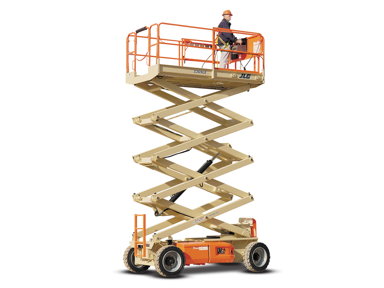 JLG Electric Scissor Lift 3369LE