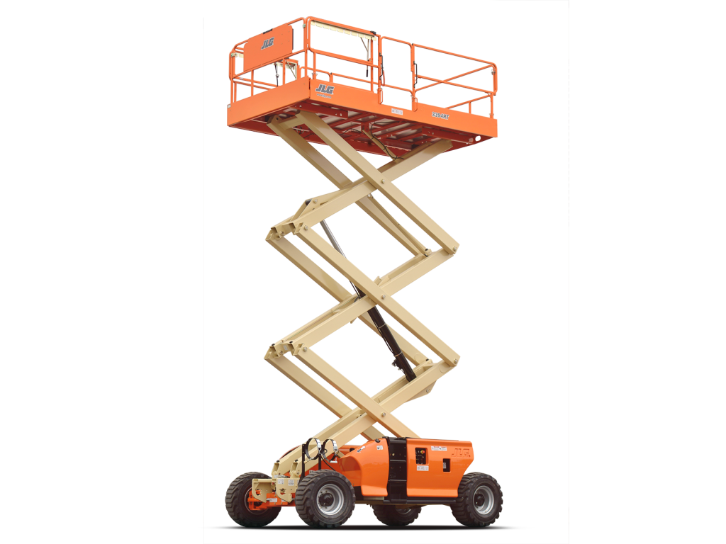 JLG Engine Powered Scissor Lifts 3394RT