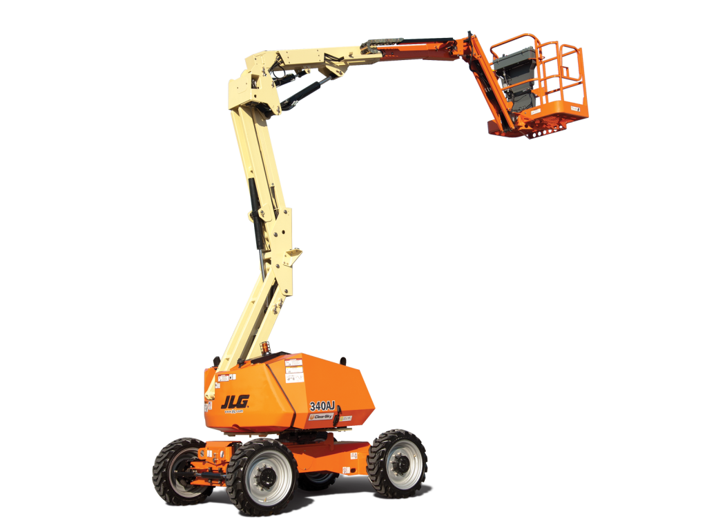 JLG Articulating Boom Lifts 340AJ