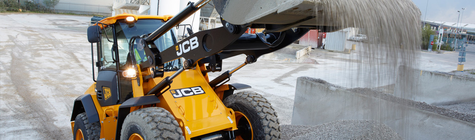 JCB Wheel Loaders 417