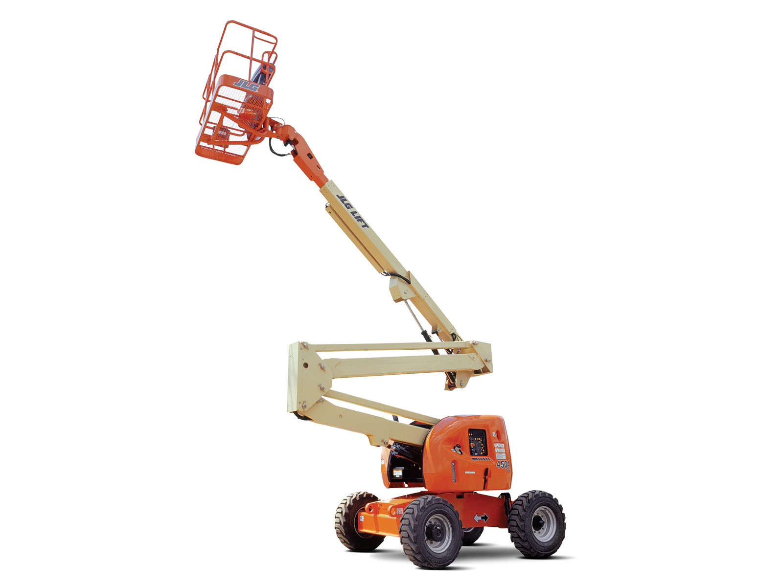 JLG Articulating Boom Lifts 450A