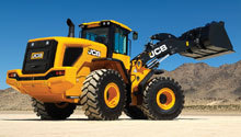 JCB Wheel Loaders 457