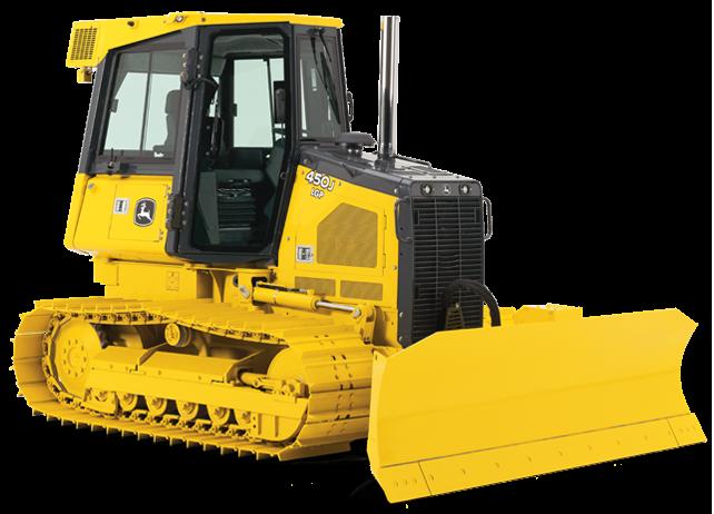 John Deere Crawler Dozers 450J LT