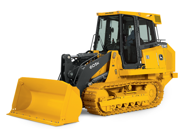 John Deere Crawler Loaders 605K