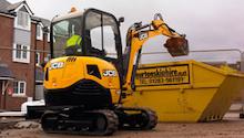 JCB Hydraulic Excavators 8029 CTS