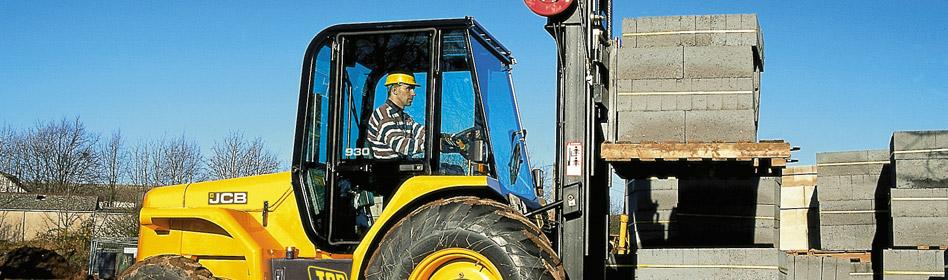 JCB Rough Terrain Forklifts 930