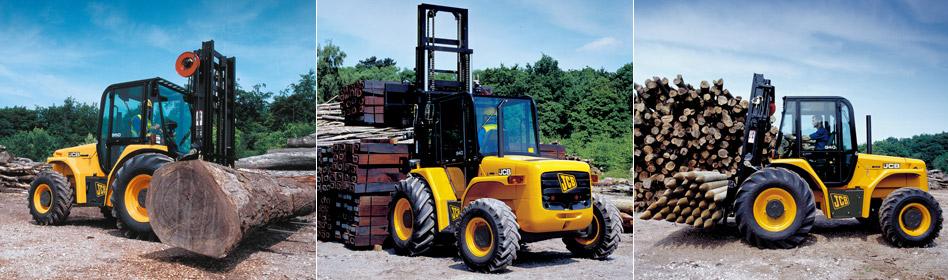 JCB Rough Terrain Forklifts 940