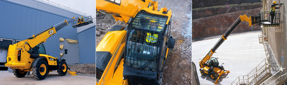 JCB Telescopic Handler 550-170