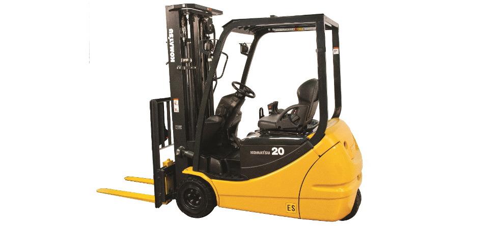 Komatsu Forklift AM50 Series