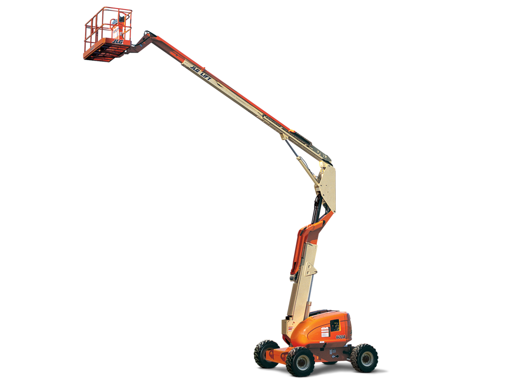 JLG Articulating Boom Lifts 600a