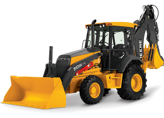 John Deere Backhoe Loader 310SK Tier 2