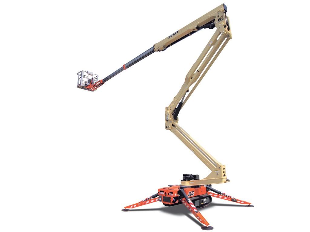 Compact Crawler Boom X600AJ