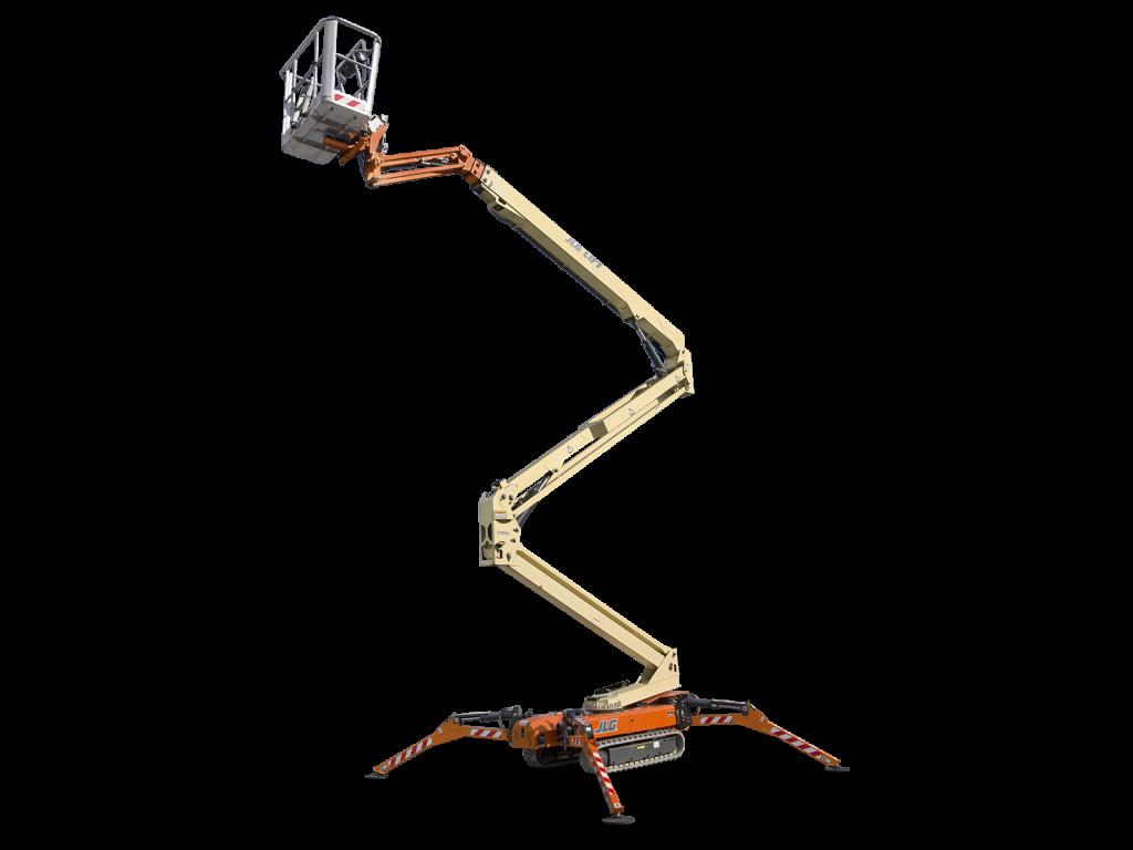 Compact Crawler Boom X700AJ