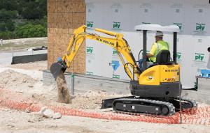 Compact Excavators E27B