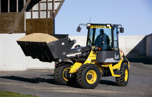 Compact Wheel Loaders W80BTC