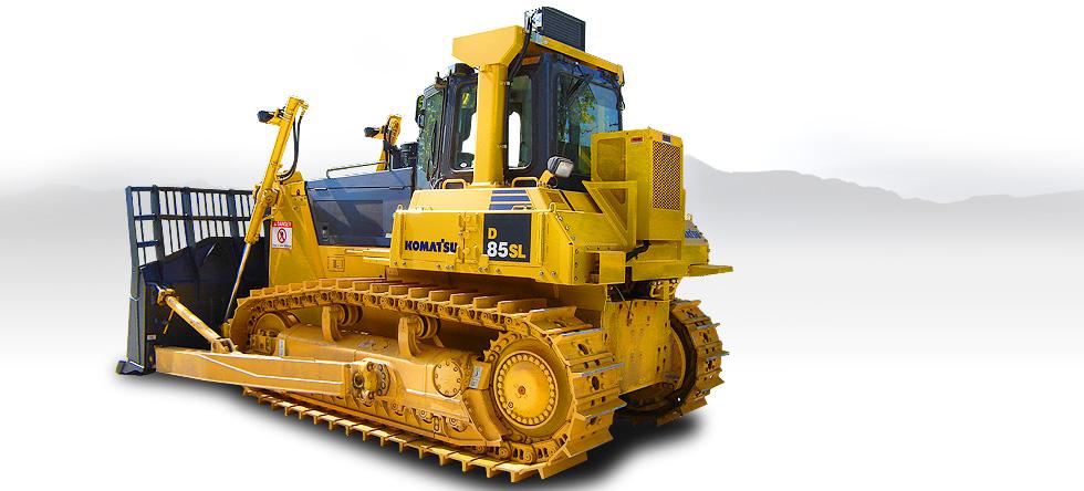 Komatsu Dozer D85EX-15WH