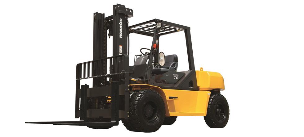 Komatsu Forklift DX50 Series
