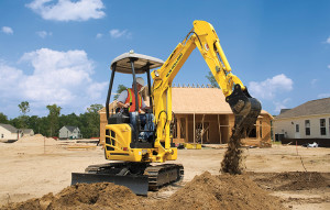 New Holland Compact Excavators E18B