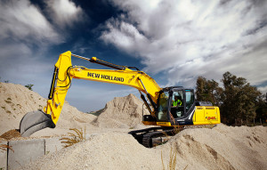 New Holland Crawler Excavators E245C