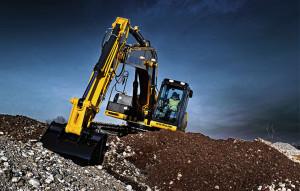New Holland Crawler Excavators E305C