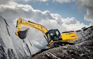 New Holland Crawler Excavators E385C