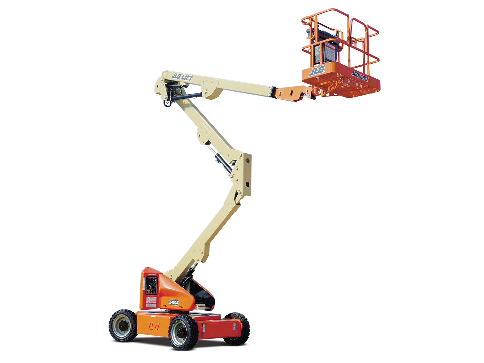 JLG Articulating Boom Lifts E450A