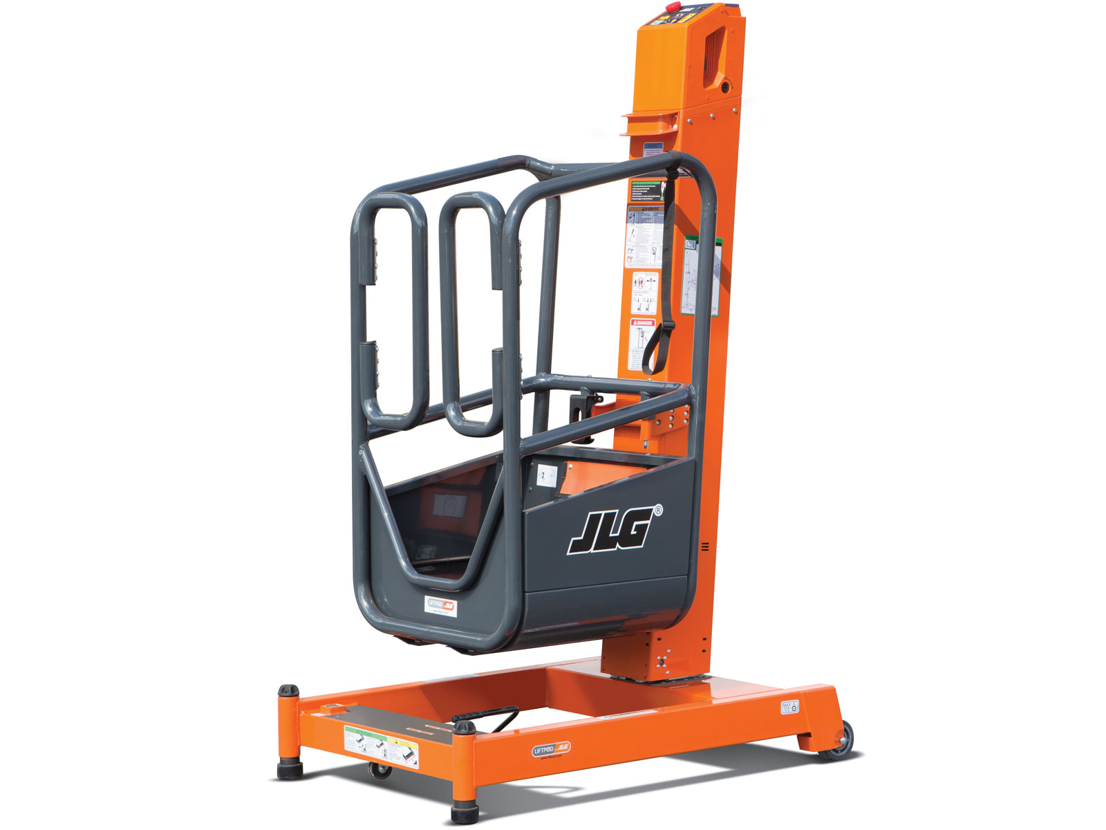 Jlg Liftpod Personal Portable Lift Ft70 Rental Vertical