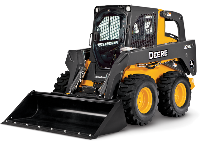 John Deere Backhoe Loader 328E